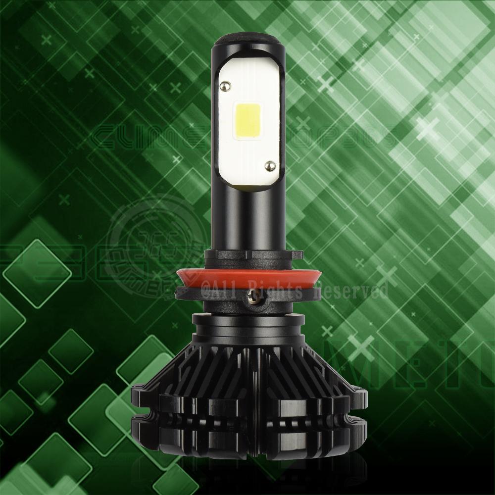 H11 H8 H7 Led Headlight Bulbs Kit High Low Beam For