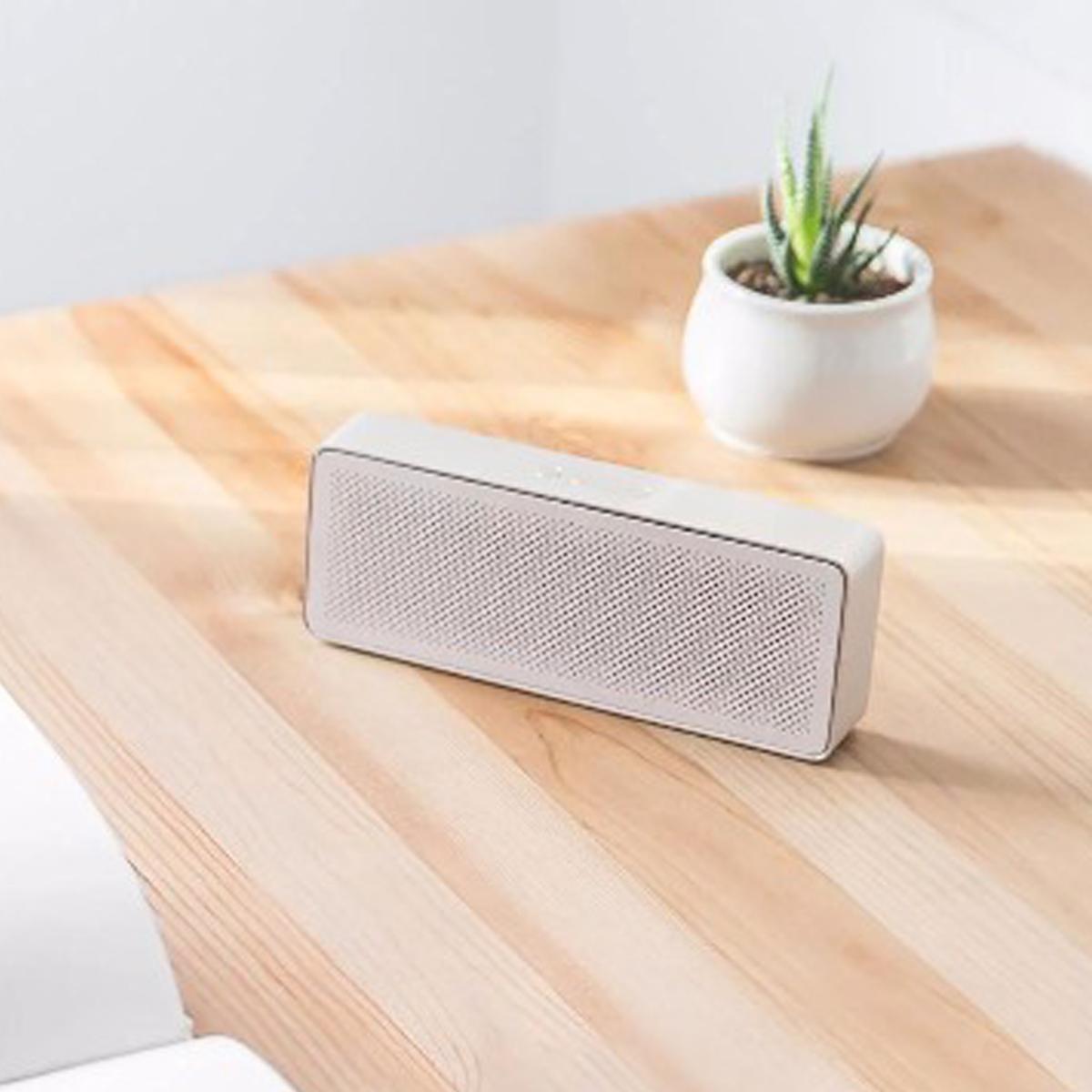 XIAOMI Wireless Bluetooth Speaker 2 Square Box Design with Mic Bluetooth Stereo