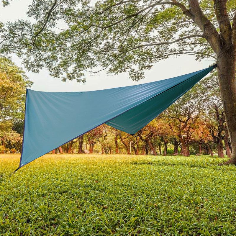 Large Waterproof Lightweight Camping Tent Tarp Shelter ...