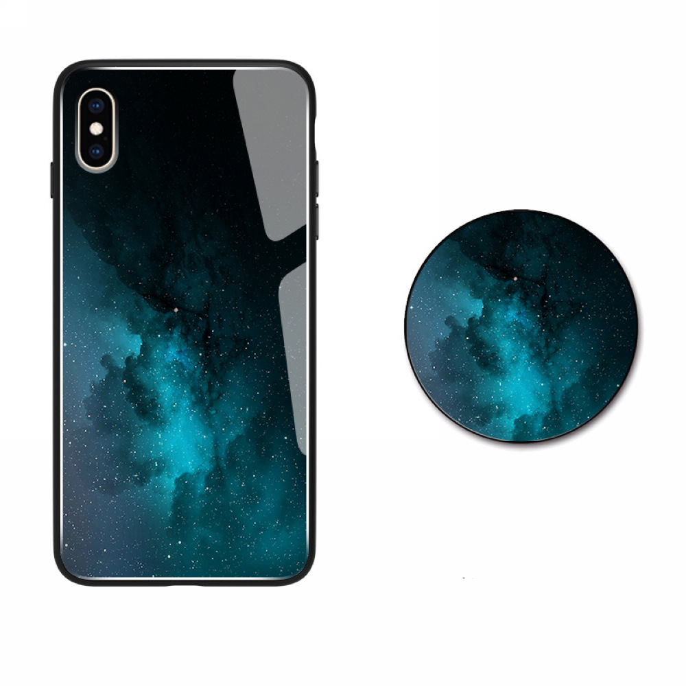 watch f7410 8a248 Details about Bling 3D Gradually Starry Sky Phone Case Cover For iPhone XS  Max XR X 6 7 8 Plus