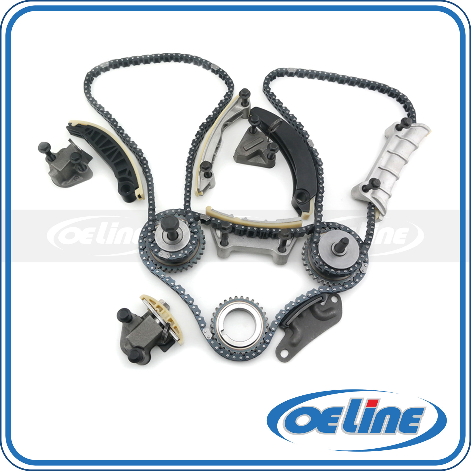 Timing Chain Kit For 06-17 Buick Chevrolet Cadillac SRX