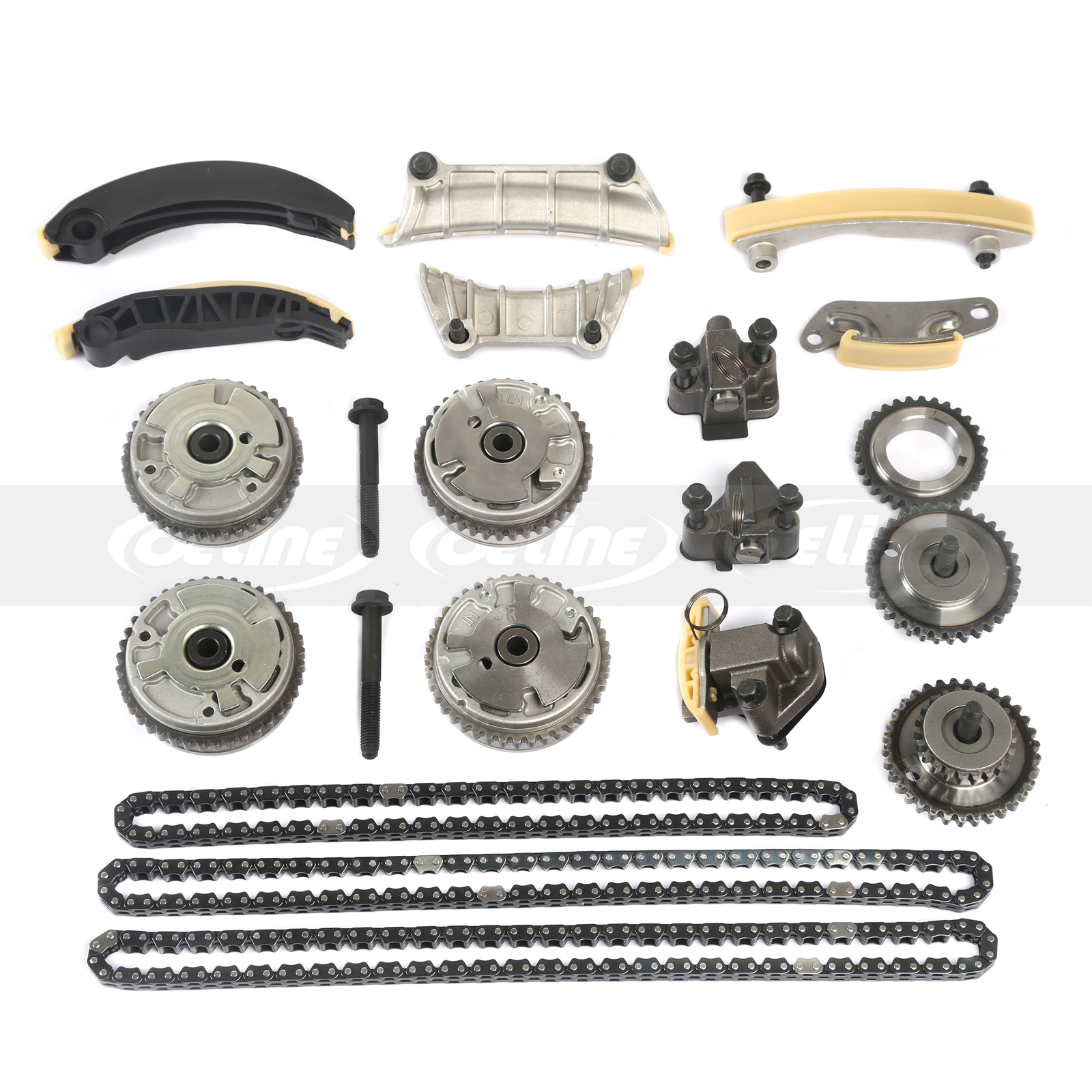 Timing Chain Kit For 06-17 Cadillac Buick Pontiac 3.6L W