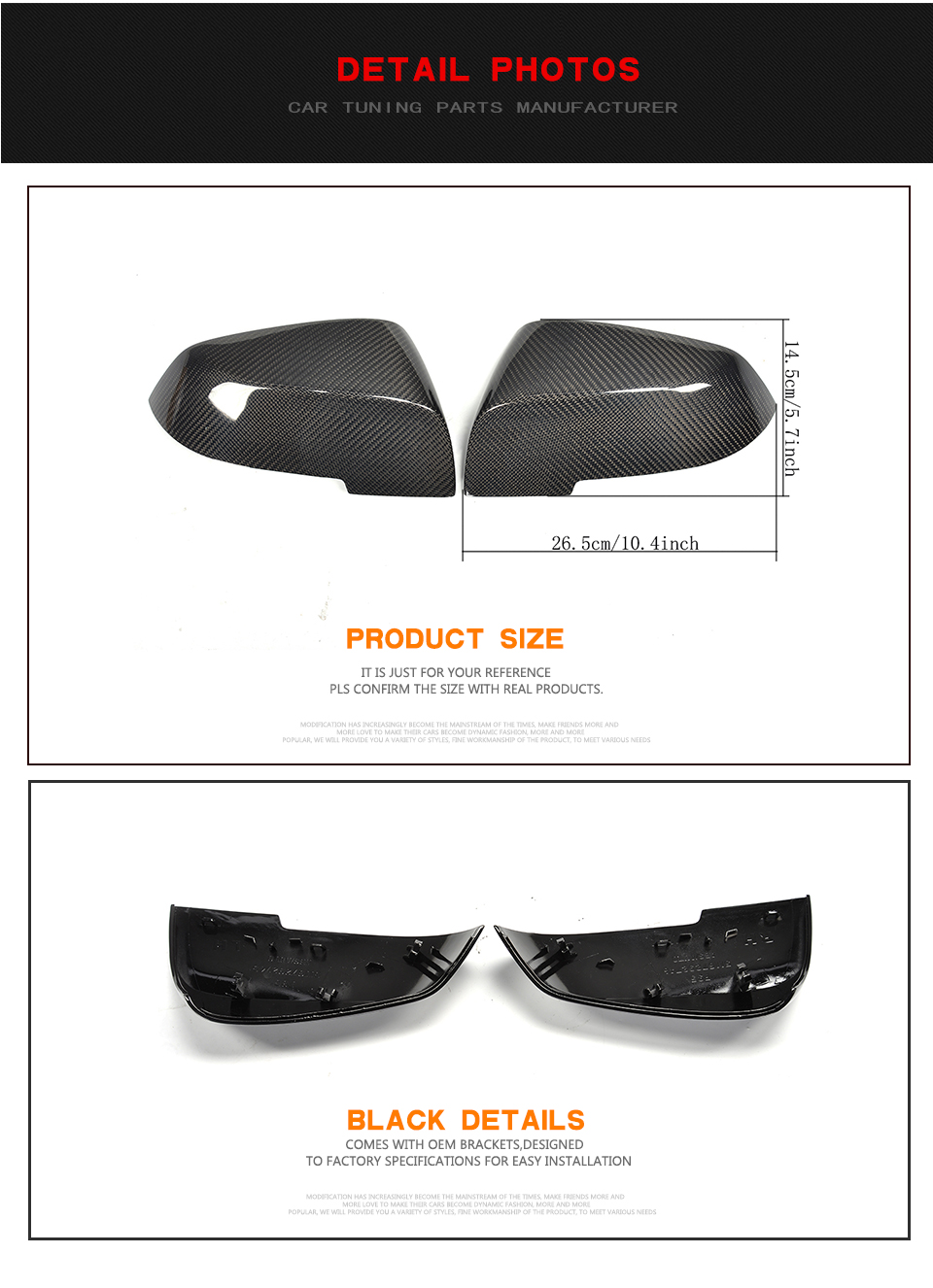 Exterior Parts Considerate Right/ Left Side White Mirror Glass For Bmw F01 F07 F10 F11 F18 Rear View Side Heated Wing Door Back To Search Resultsautomobiles & Motorcycles