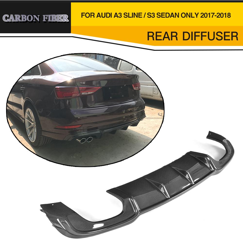 Carbon Fiber F-SPORT Style Rear Trunk Boot Spoiler for 14-17 Lexus IS Sedan XE30