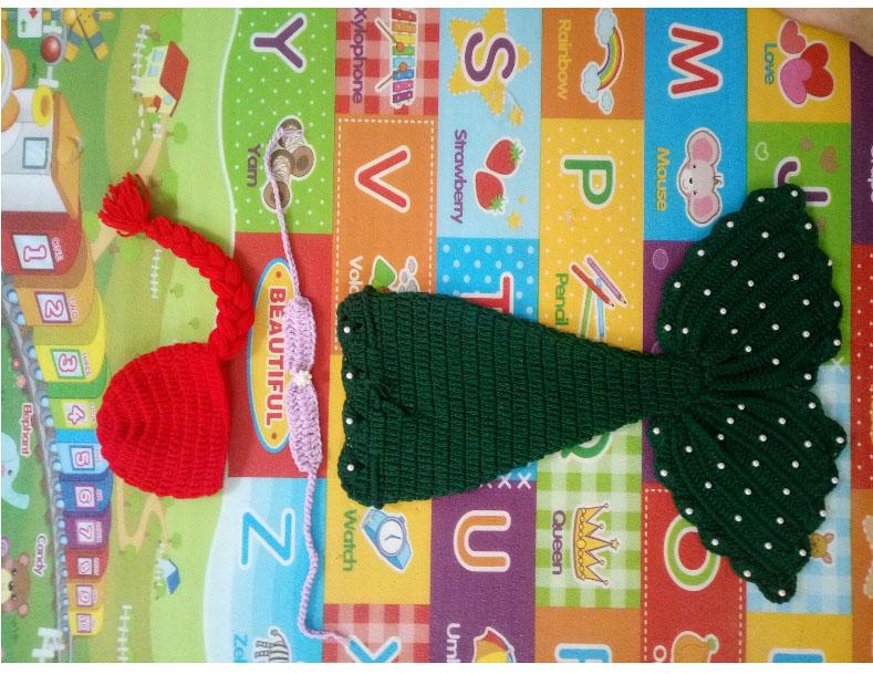 neugeborene baby m dchen knit strick fotoshooting meerjungfrau kost m ebay. Black Bedroom Furniture Sets. Home Design Ideas