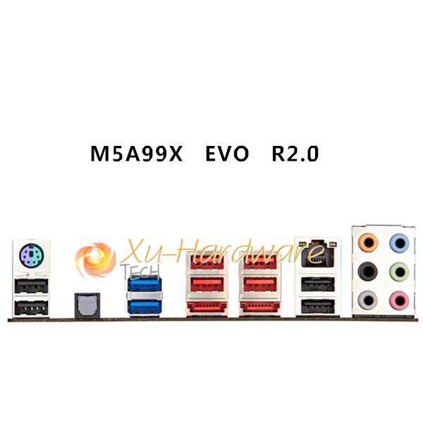 ASUS I//O IO SHIELD BLENDE BRACKET M5A99X EVO R2.0