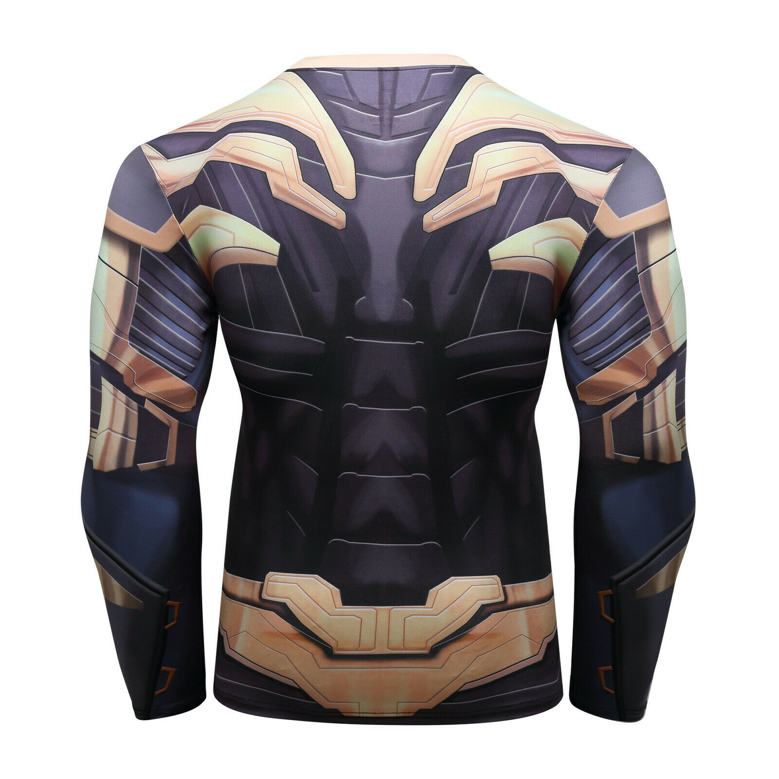 Men-039-s-Avengers-4-Compression-T-Shirts-Iron-Cosplay-Costumes-Quick-dry-Fitness thumbnail 25