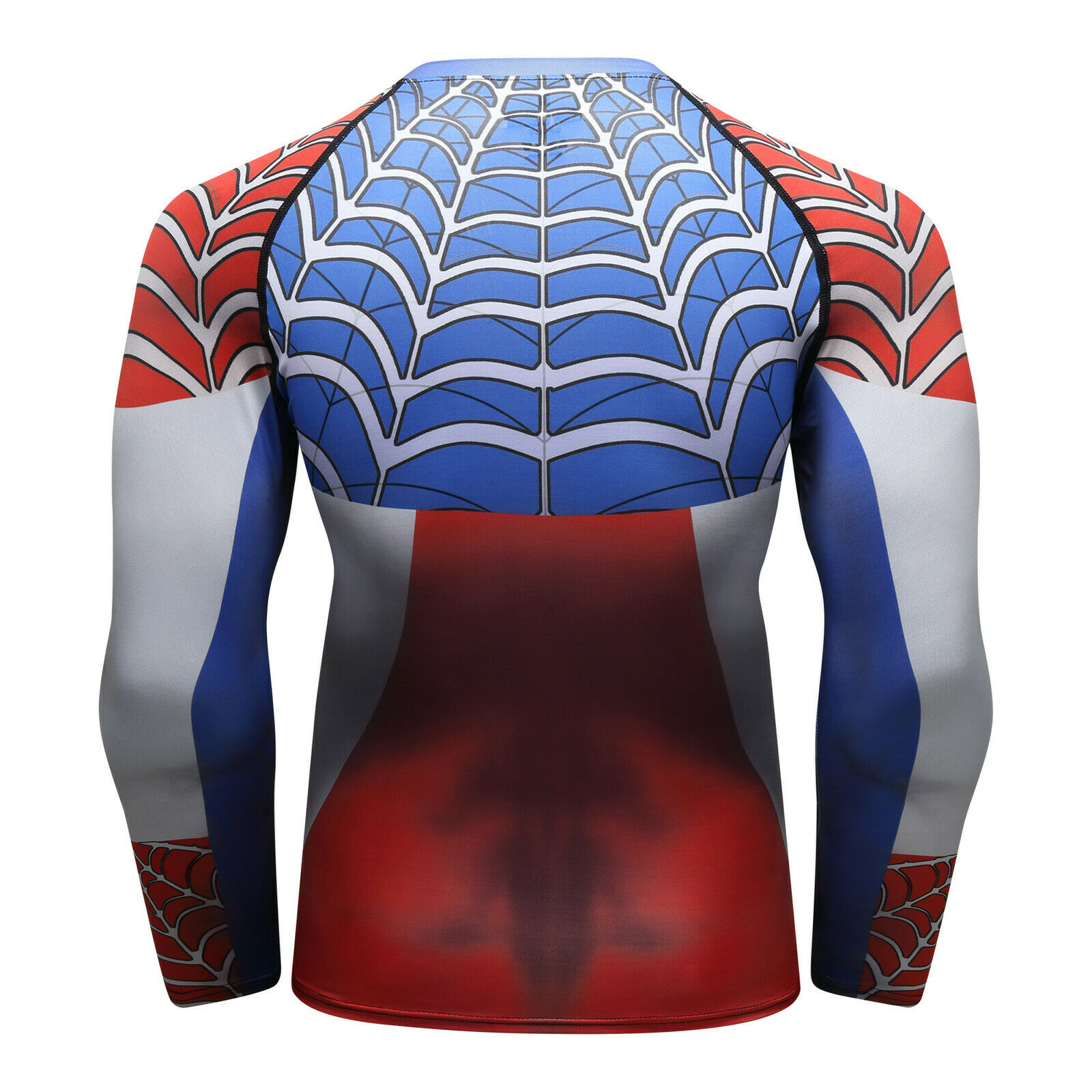 Men-039-s-Avengers-4-Compression-T-Shirts-Iron-Cosplay-Costumes-Quick-dry-Fitness thumbnail 47