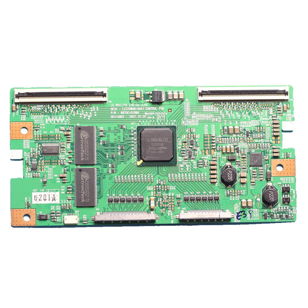 T-Con Logic Board LC470DUE-SFR1-CONTROL-VER 1.0 6871L-3671A LG 6870C-0444A