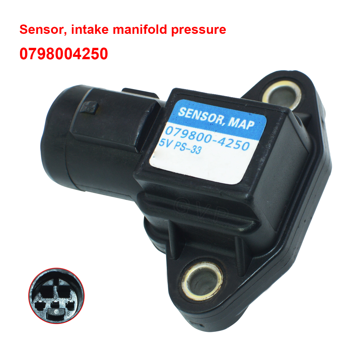 OEM Manifold Air Pressure MAP Sensor for Honda Acura Isuzu Accord 0798004250
