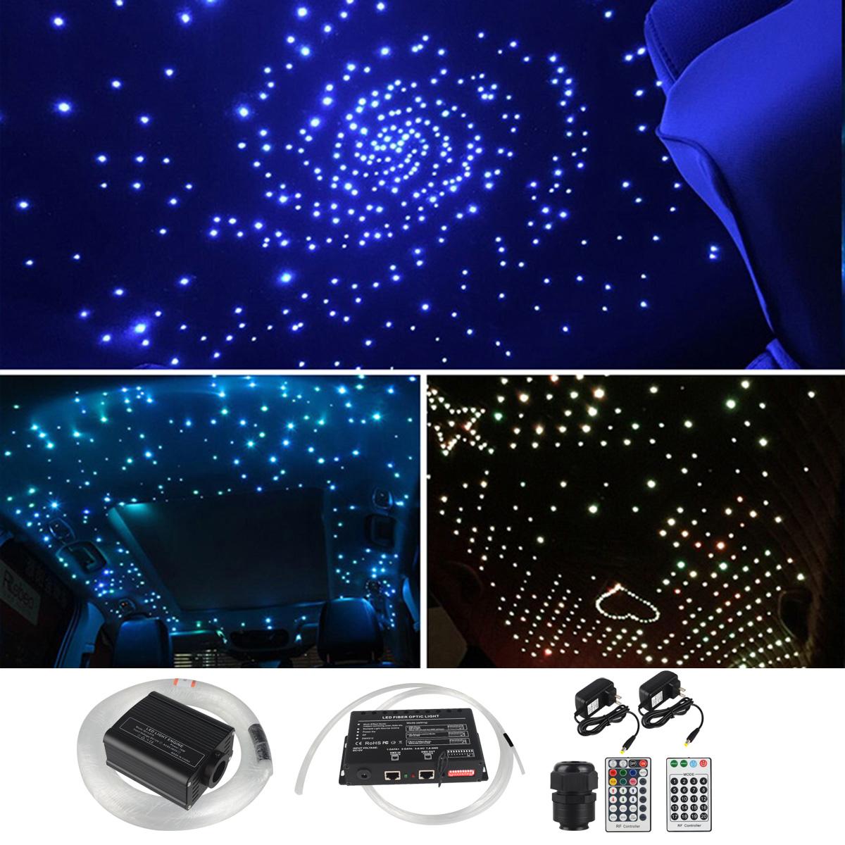 Led Fiber Optic Star Ceiling Light Kit