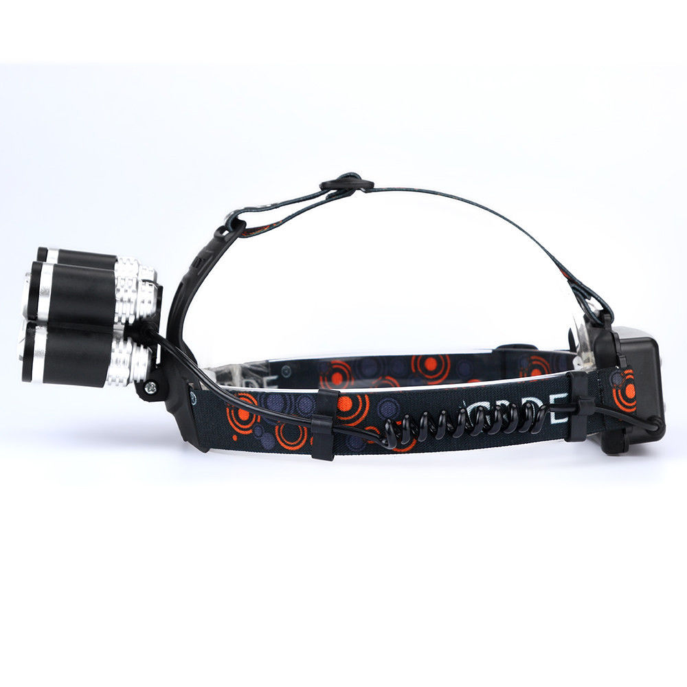 Charging Cable Head Torch Flashlight Headlamp Charger Adapter USB Computer