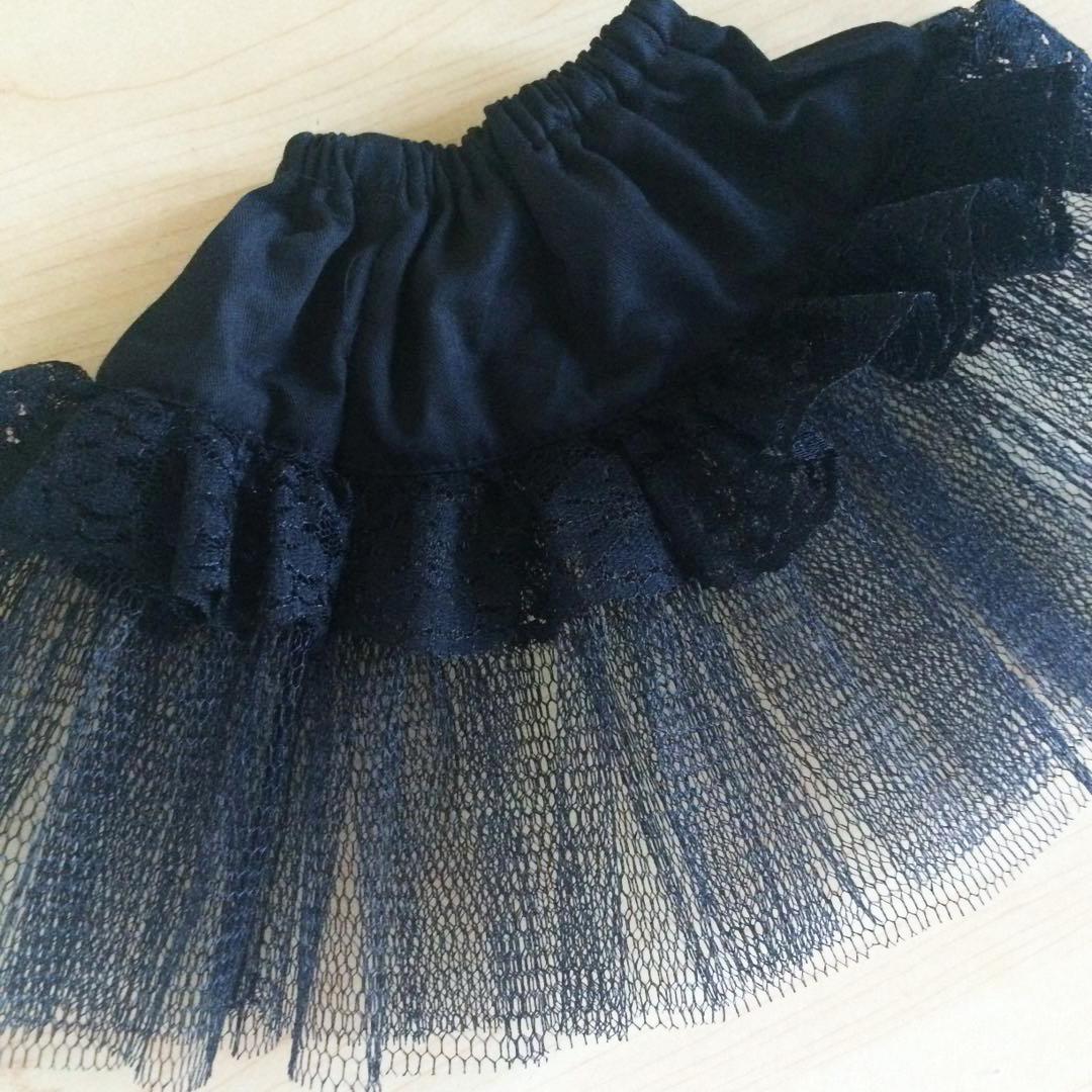 40# White Lace Petticoat Skirt 1//3 SD DOD  AOD DZ BJD Doll Dollfie PF
