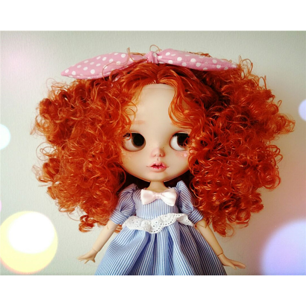 "12/"" Scalp Is White Blythe 1pc Takara Neo Doll EL"