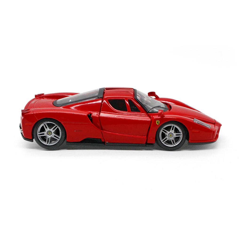 Newest Ferrari: [PF] Maisto 1:24 Ferrari Centenario Gray Die-casting Model