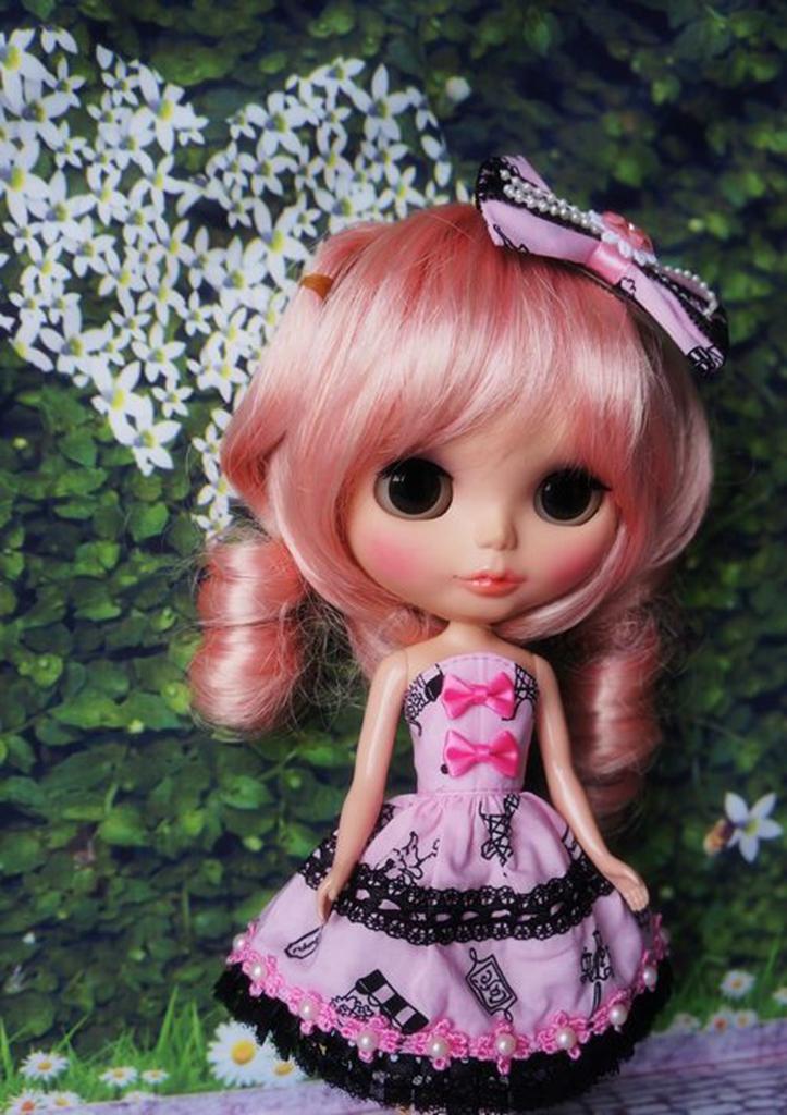 Handmade Braces Bikini Mermaid Dress for 1//6 Blythe Doll Clothes Girls Gift