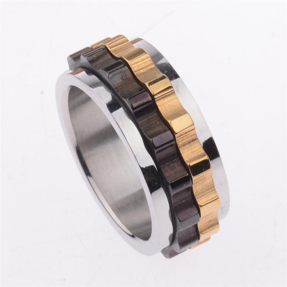 women white gold filled women/men wedding engagement band ring