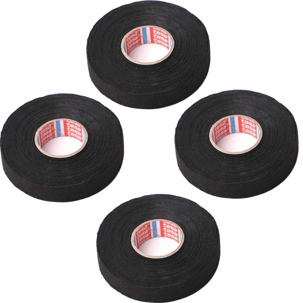 84a1eb43 45ed 4490 9b1f a4a0fd176745 set of 4 19mmx25m wiring loom harness adhesive cloth fabric tape wiring loom harness adhesive cloth fabric tape at alyssarenee.co