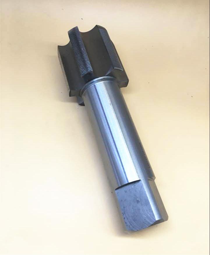 29mm x 1.5mm Pitch Metric Right Hand Thread Tap M29 x 1.5 High Speed Steel HSS