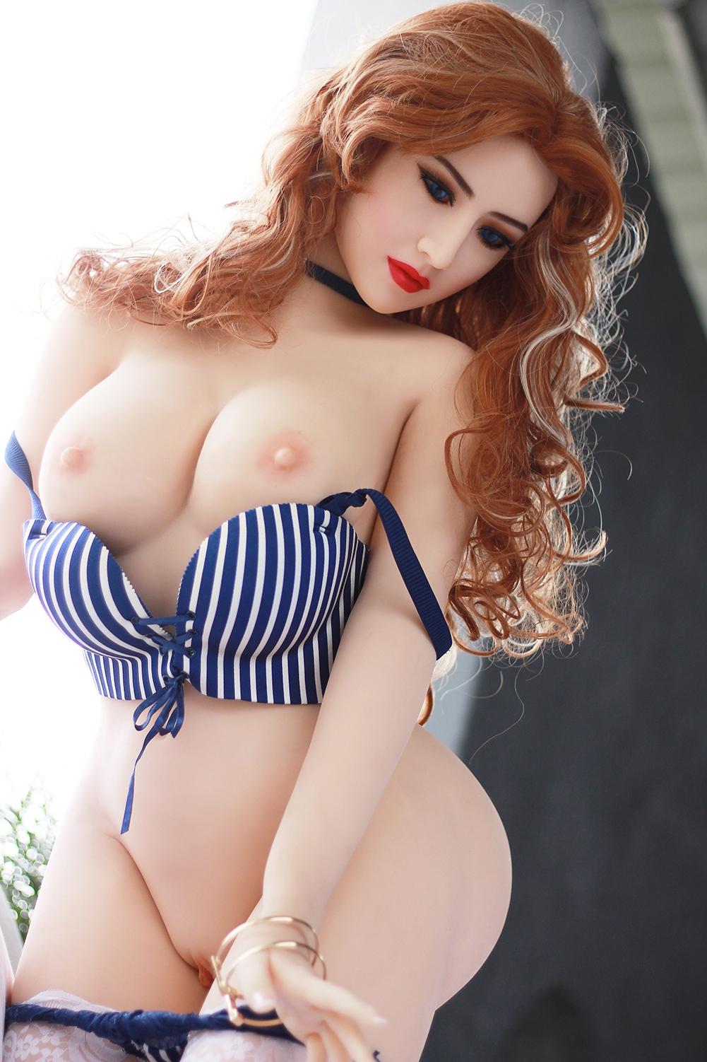 Fat Big Ass Silicone Sex Doll Tpe Realistic Love Dolls -8087