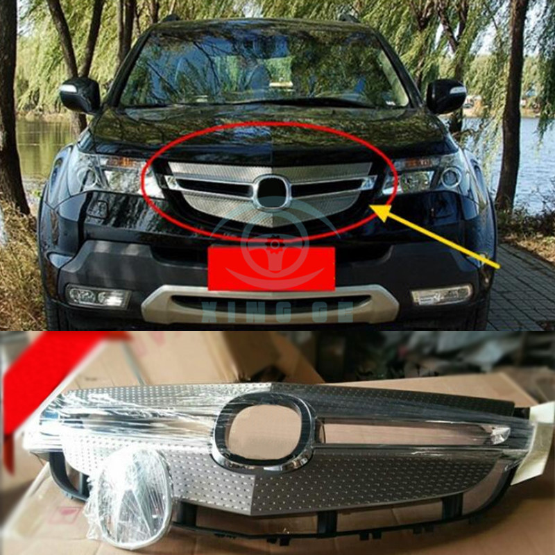 Refit For Honda Acura MDX 2007-2009 Outside Front Bumper