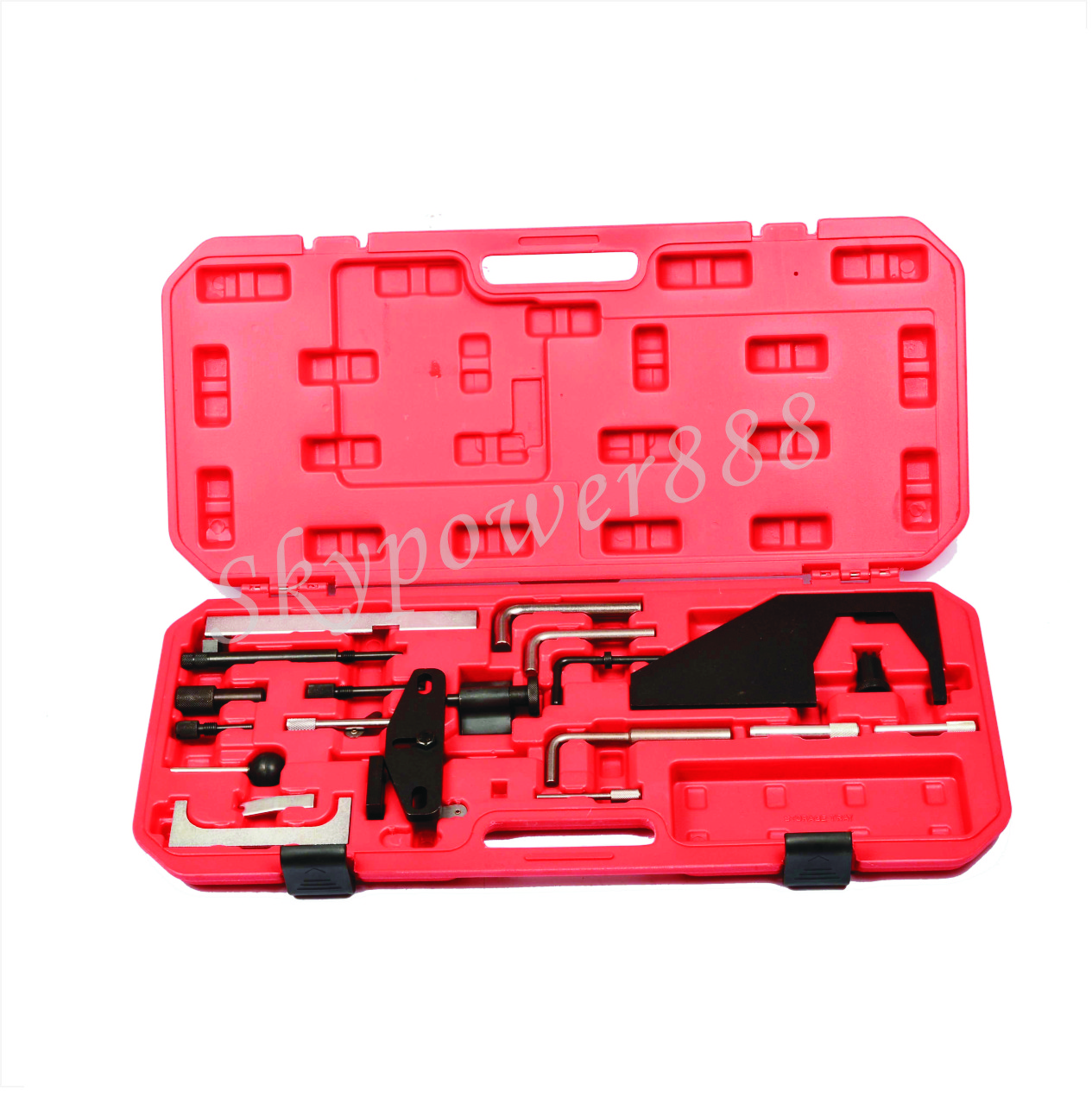 Engine Camshaft Alignment Timing Tool Kit For Mazda Ford 1