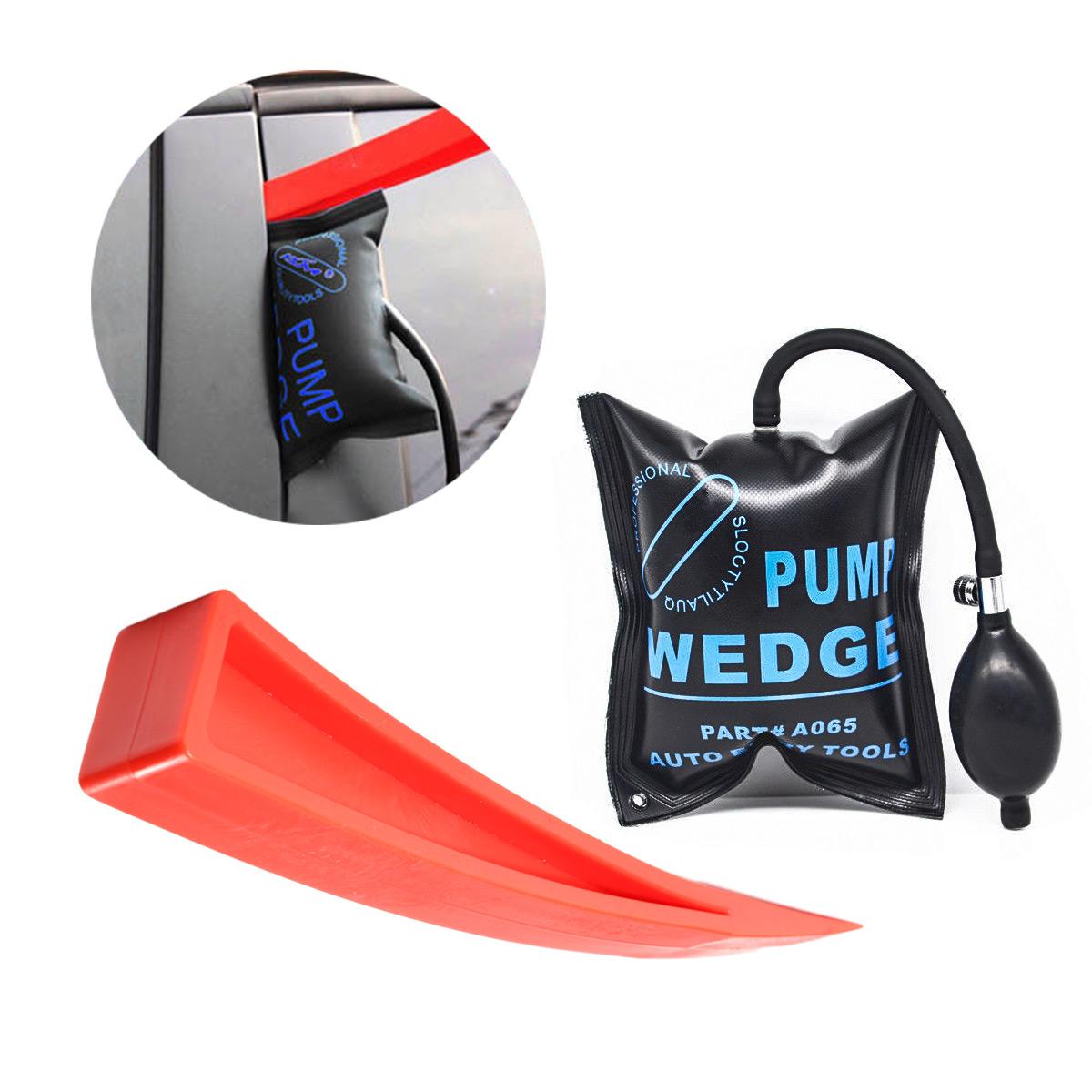 TPU Air Pump Wedge Inflatable Bag Shim Door Window Furniture Alignment Hand Tool