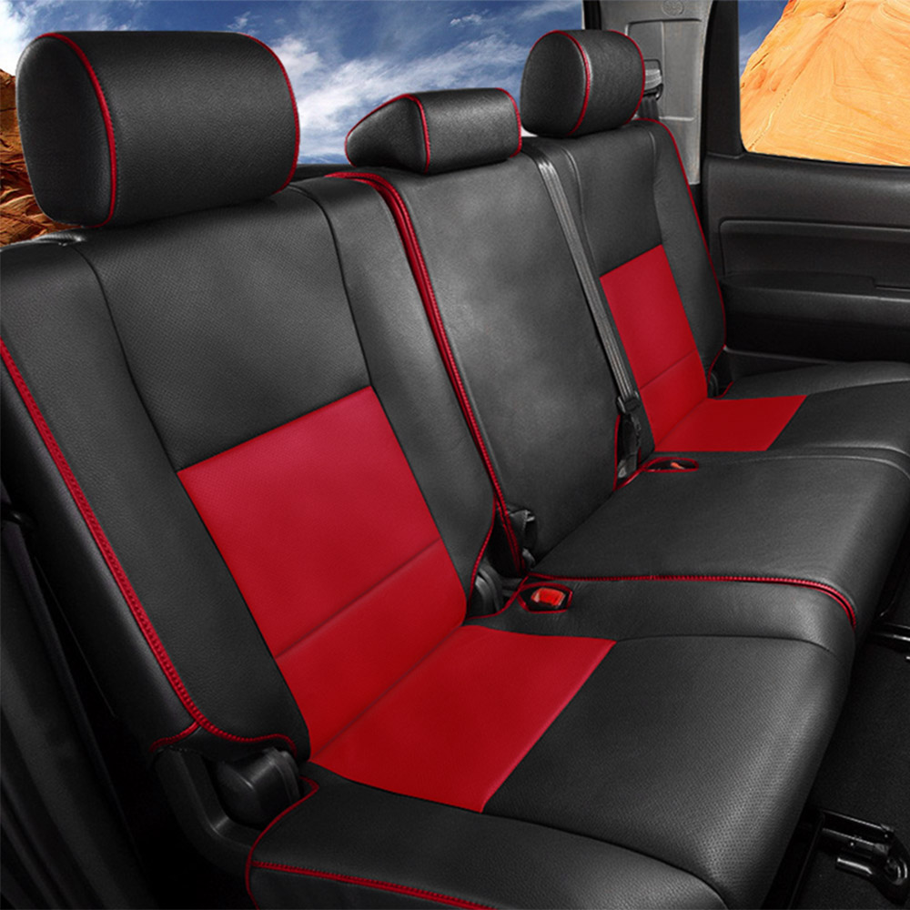 Seat Cover For Toyota Tundra 2012 2013 2014 2015 2016 Car