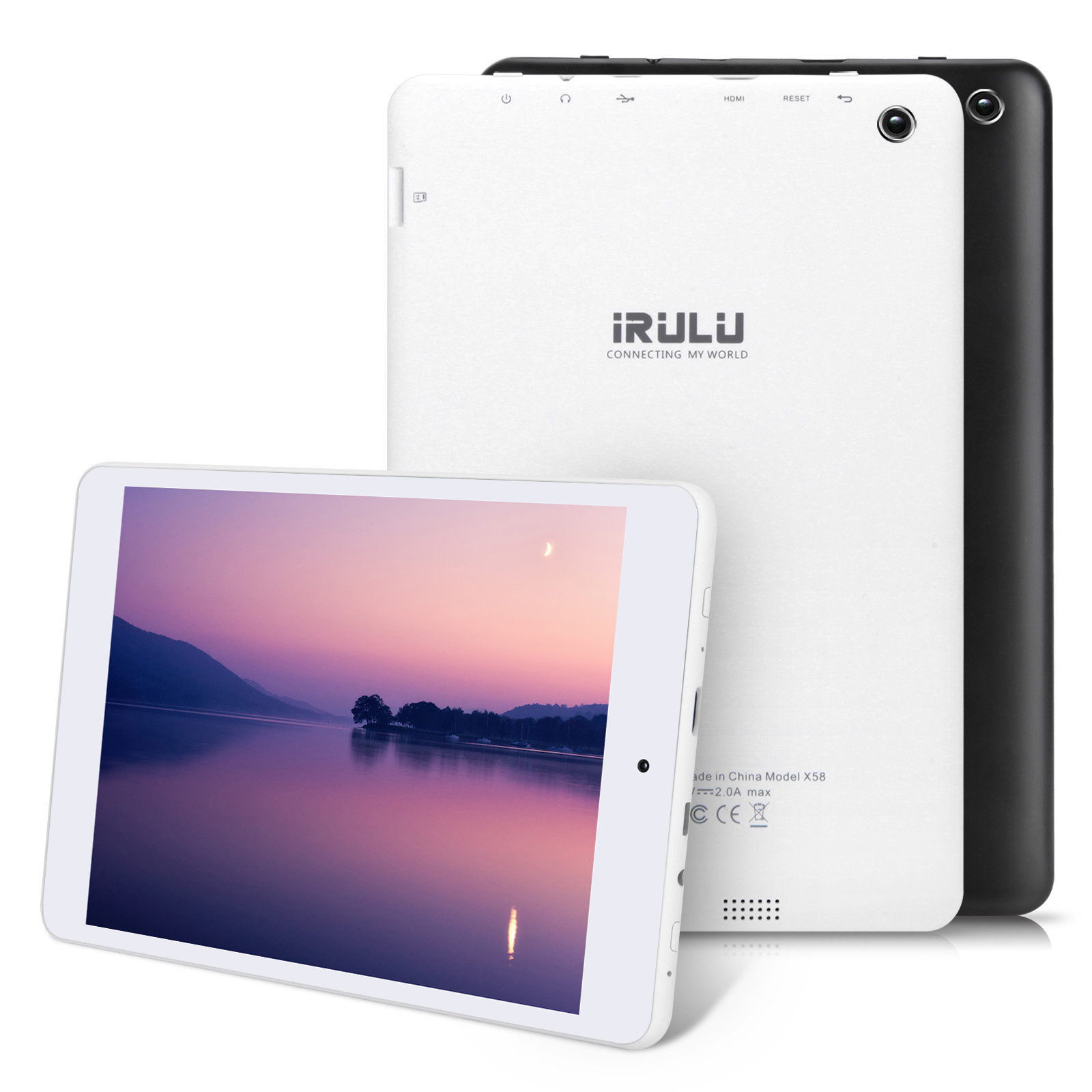 Fifth generation of iRULU eXpro tablet is