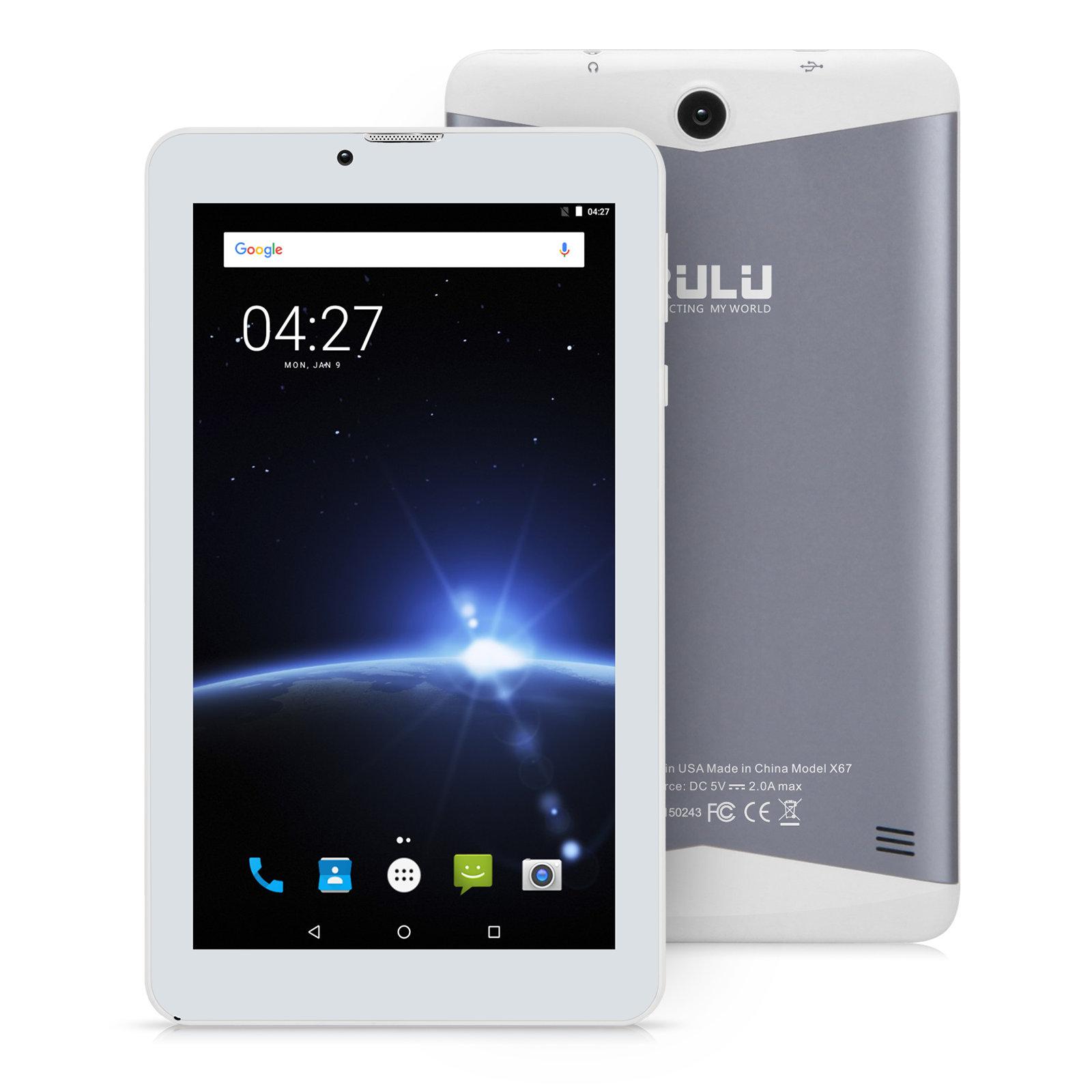 iRULU X6 Metal Phablet Tablet 7 inch