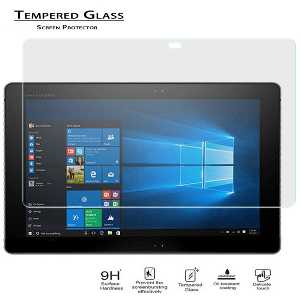 """9H Tempered Glass Screen Protector Guard Film For 12/"""" Elite x2 1012 //G1 Tablet"""