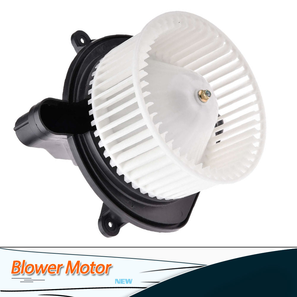 Heater Blower Motor w//Fan Cage Front for Jeep Grand Cherokee Commander