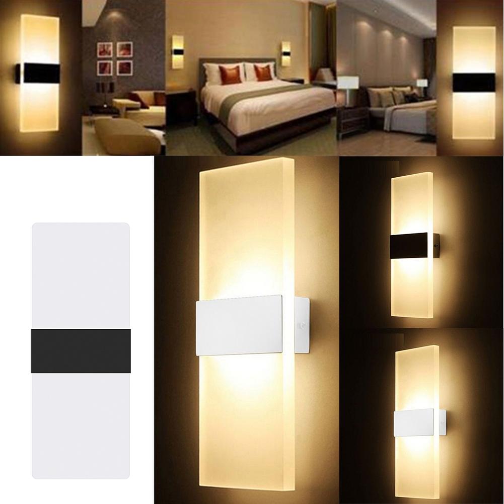 3-18W LED Wandleuchte Effektlampe Wandlampe Innen