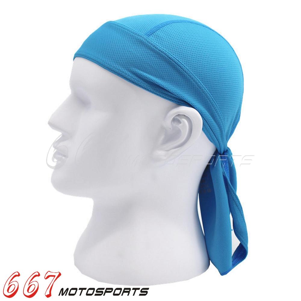 Sport Du-Rag Pirate Cap Mens Biker Hip Hop Quick-drying Head Wrap Scarf Hot new