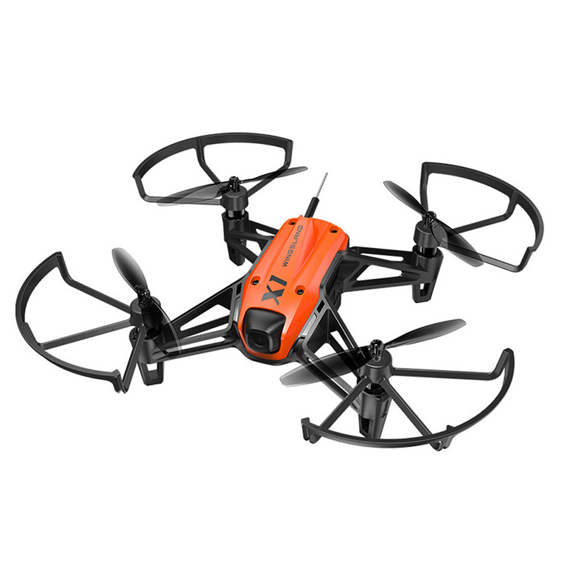 Wingsland X1 Smart Pocket Rc Fpv Racing Drone Wifi Quadcopter Camera
