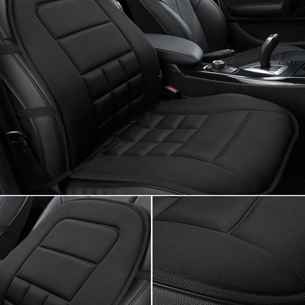 High Quality 12V Winter Heated Warm Car Seat Cover Pad