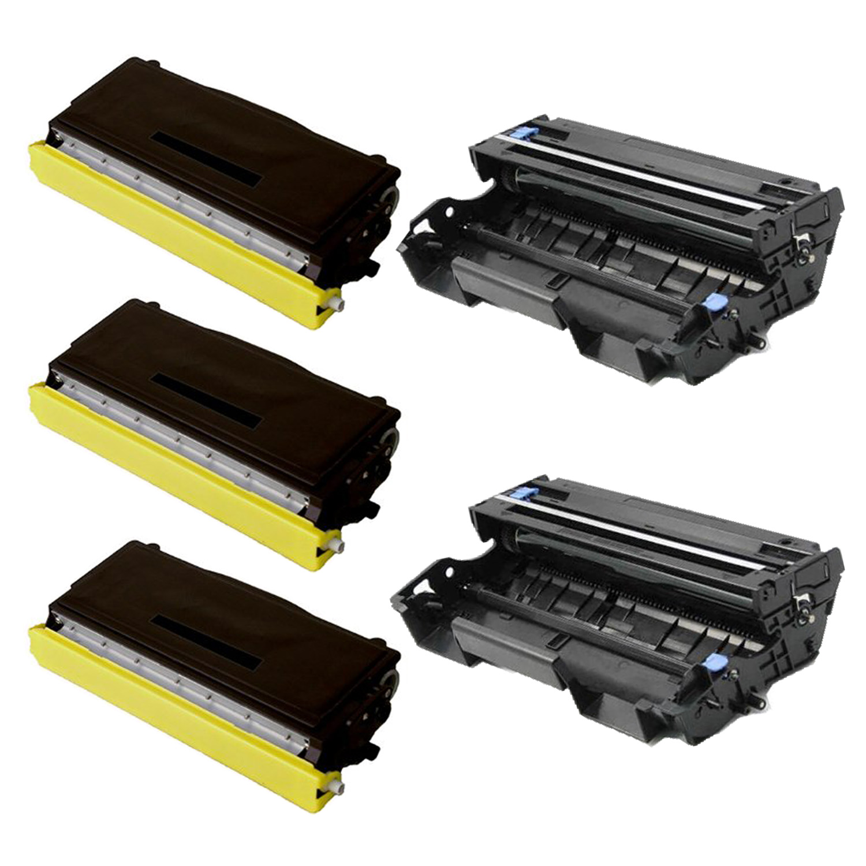 1PK DR510 For Brother MFC-8220 MFC-8440 MFC-8640D 8840D 8840DN 1PK TN570 Toner