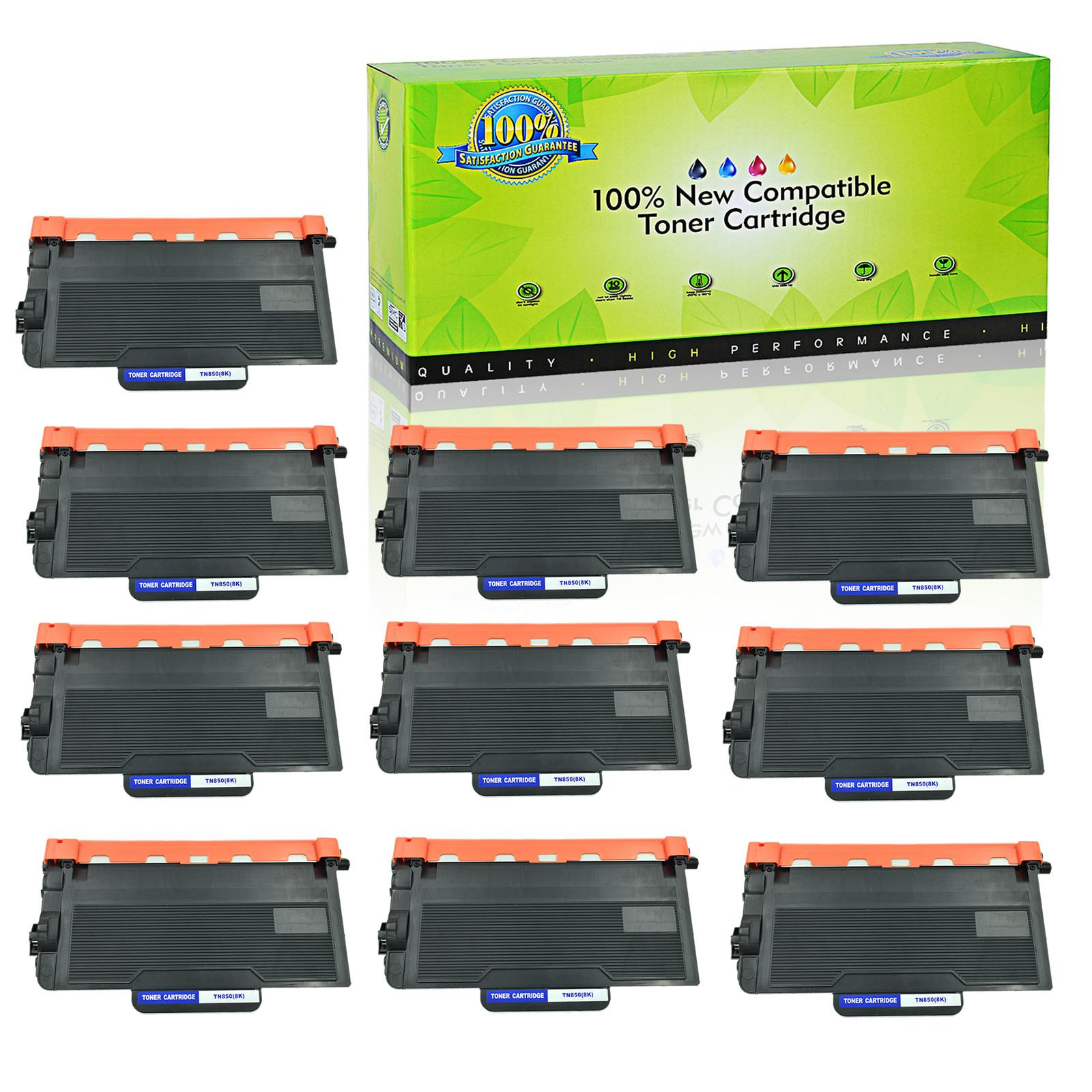 4 pk TN850 Toner Cartridge fit Brother HL-L5000D HL-L5200DW Printer HIGH QUALITY
