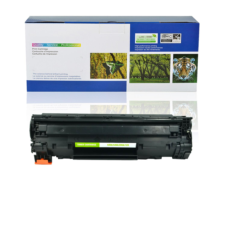 1PK Black CE285A 85A Toner Cartridge for HP LaserJet M1212nf P1102 P1102W M1132