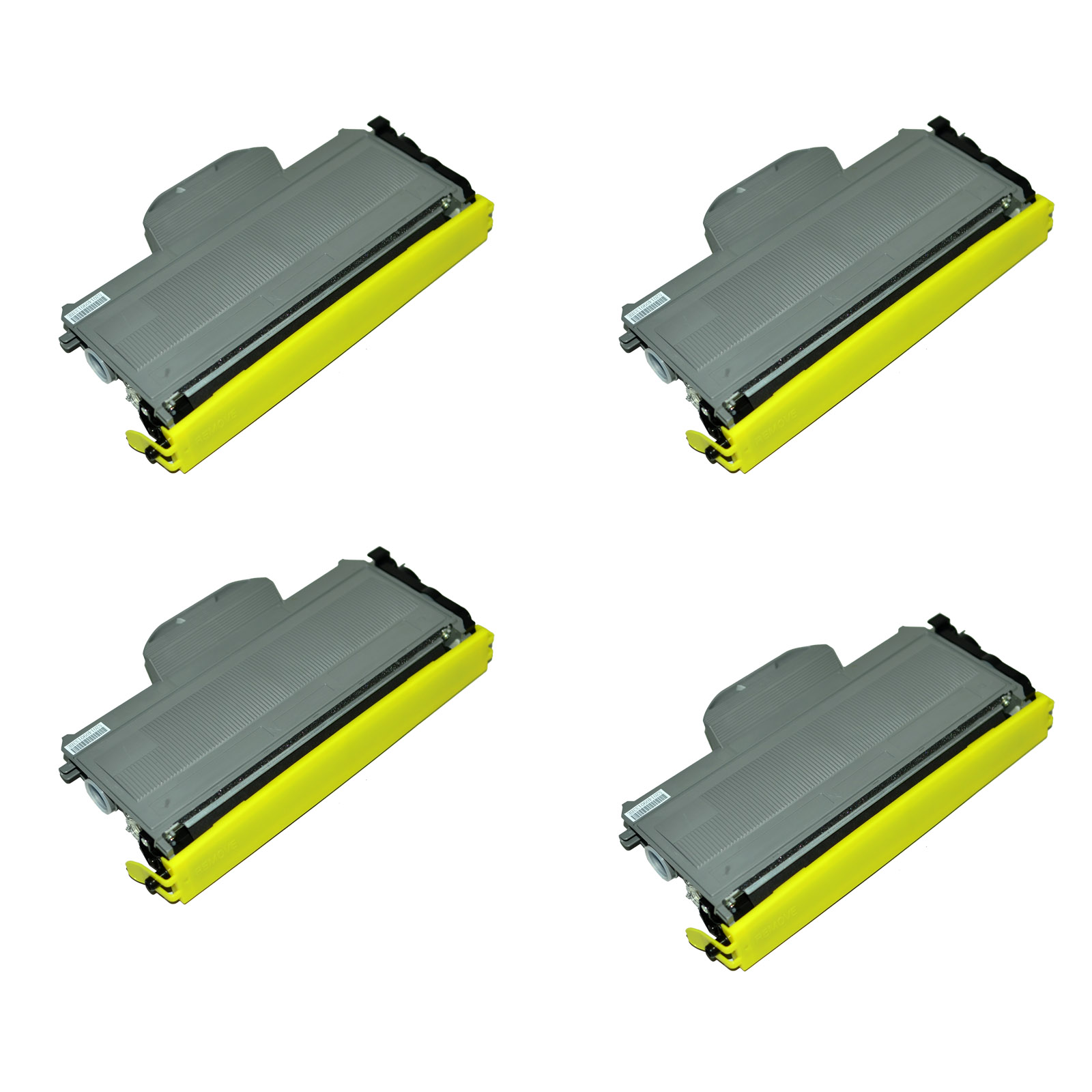 4PK Compatible 3X TN360 Toner DR360 Drum for Brother MFC-7840 MFC-7340