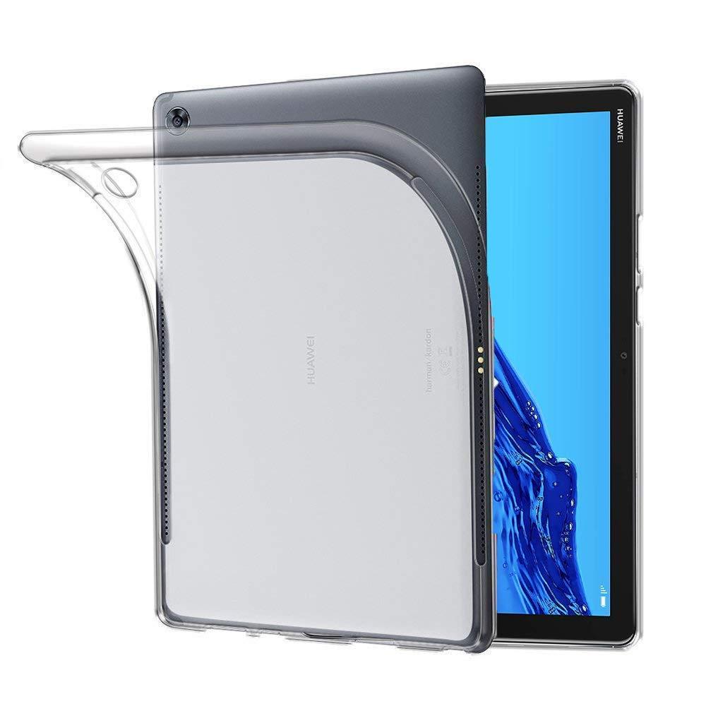 For Huawei MediaPad M5 Lite T5 10 Soft Silicone TPU Matte ...