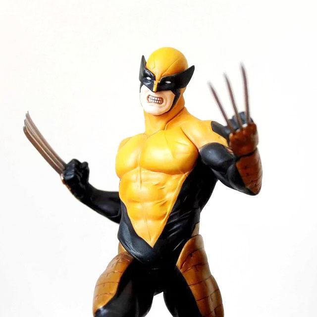 """1//10  X-Men WOLVERINE PVC Figure New No Box 7/"""" Kotobukiya ARTFX"""