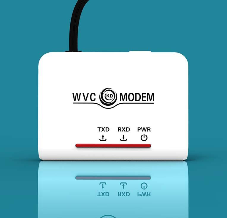 Details about Wireless WVC- Modem For WVC600W/1200W Generation System Grid  Tie Solar Inverters