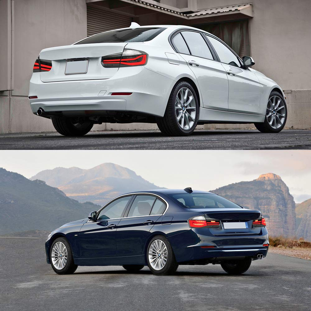 LED Taillights For 2012-2015 BMW F30 M3 F80 320i 328i 335i