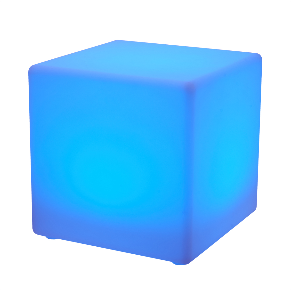 LED Garden Seat Light Colour Changing Outdoor Mood Cube Furniture ...