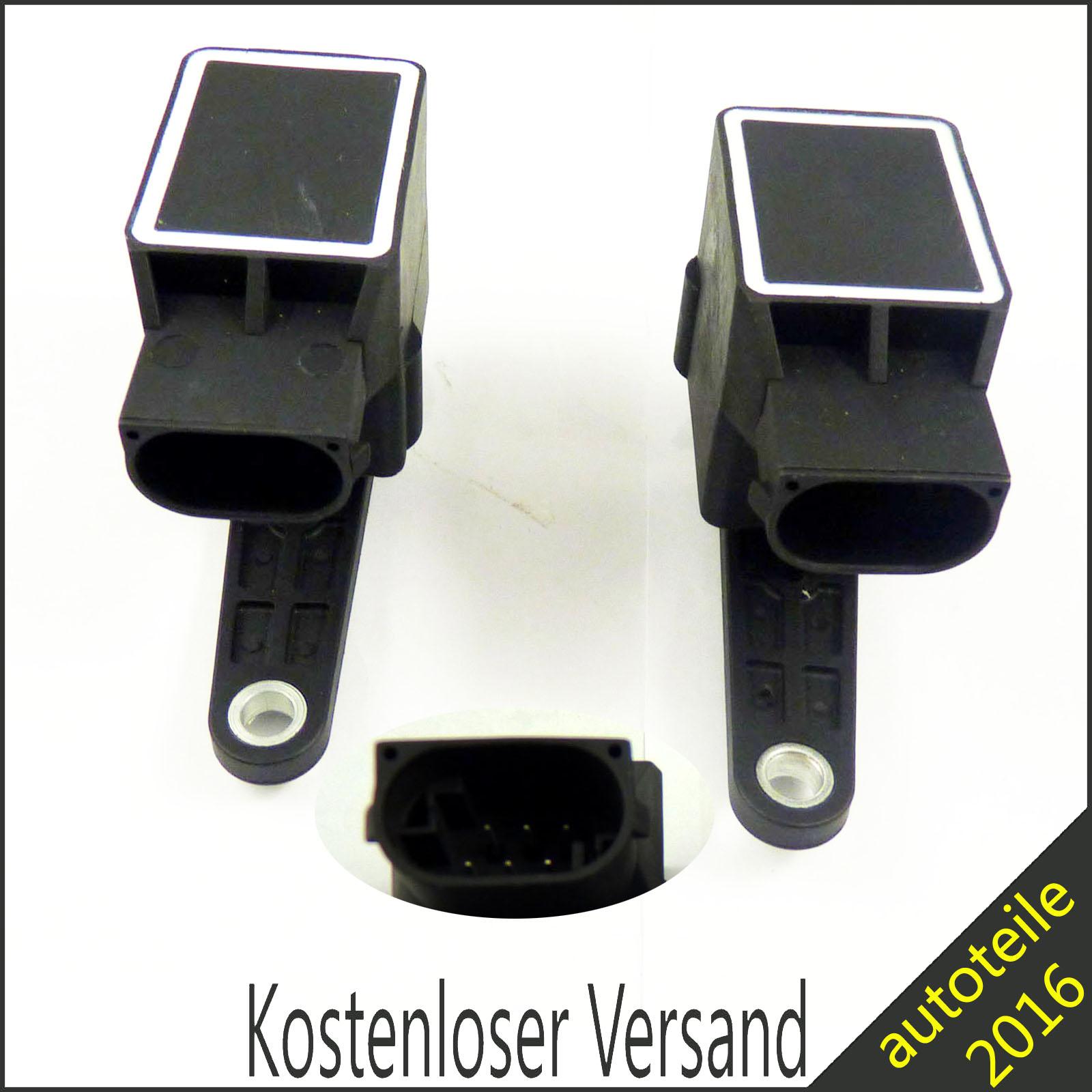 Leuchtweitensensor Xenon Sensor Hinten /& Vorne für BMW X3 Z4 5er E39 E60 3er E46