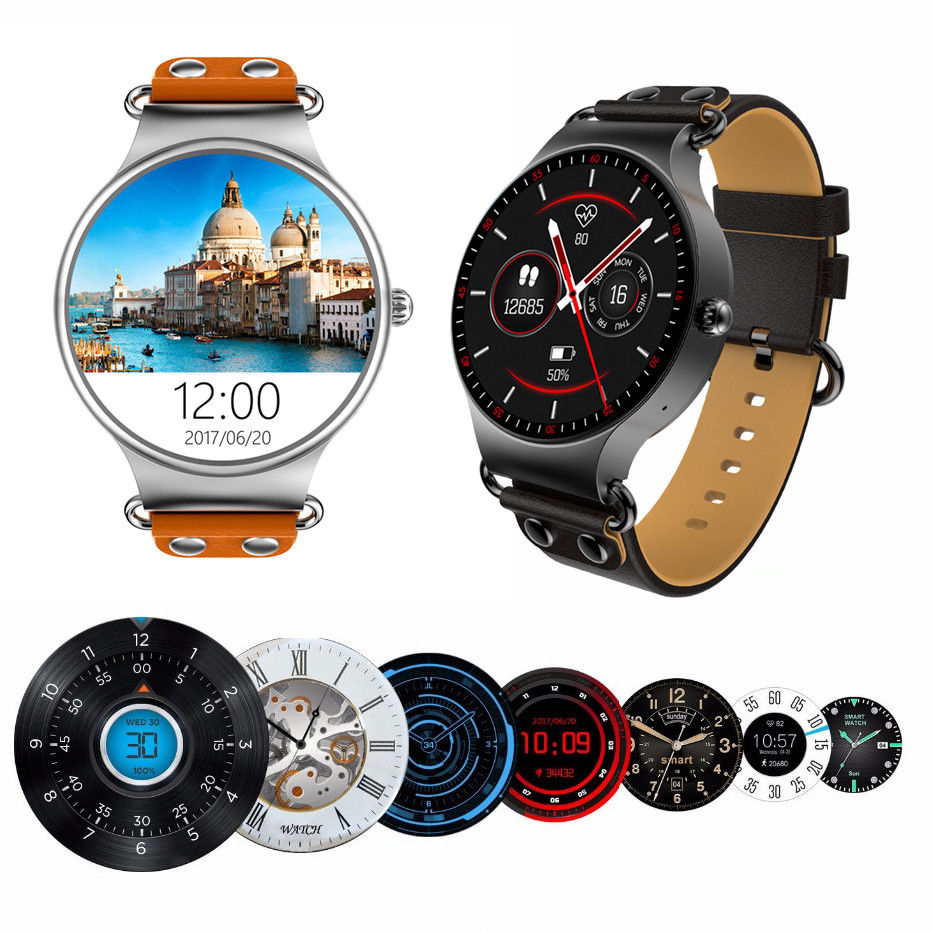Bluetooth Smart Watch Phone Mate Touch Screen For Android Htc Huawei Stainless Steel Mesh Band Us Warranty Samsung Lg