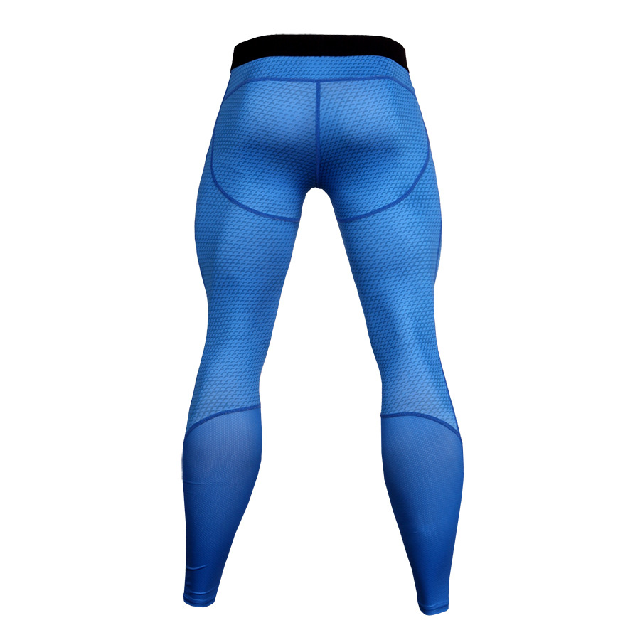 Men-Apparel-Compression-Tight-Base-Layer-Pants-Long-Leggings-Gym-Sports-Trousers thumbnail 19