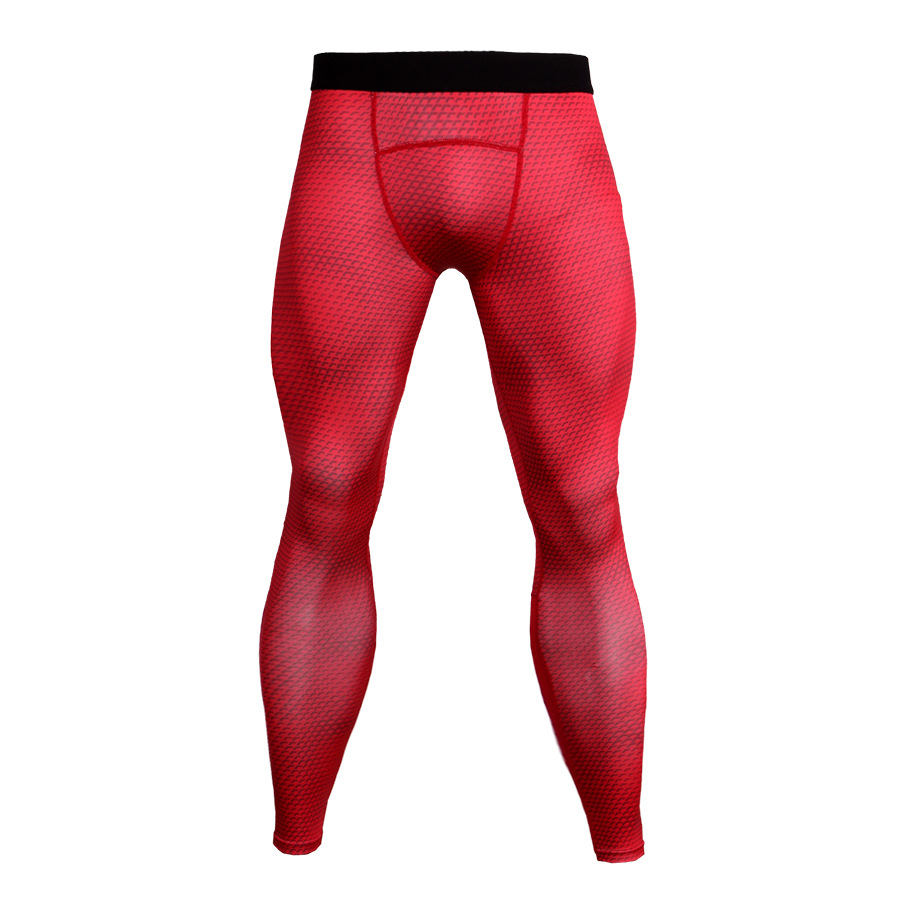 Men-Apparel-Compression-Tight-Base-Layer-Pants-Long-Leggings-Gym-Sports-Trousers thumbnail 22