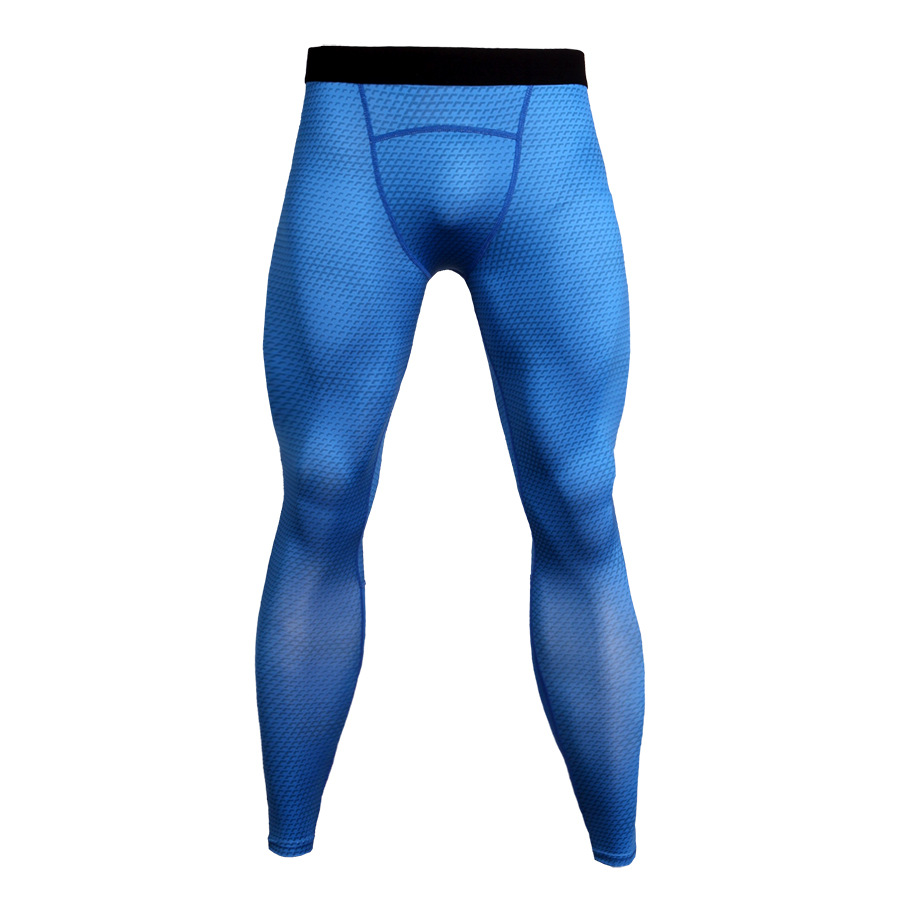 Men-Apparel-Compression-Tight-Base-Layer-Pants-Long-Leggings-Gym-Sports-Trousers thumbnail 18